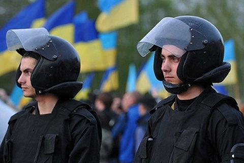 У зоні проведення АТО загинули 284 співробітники міліції, - МВС
