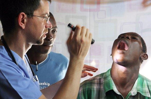 Під час однієї з наших клінік, - коментує фото Сільковський