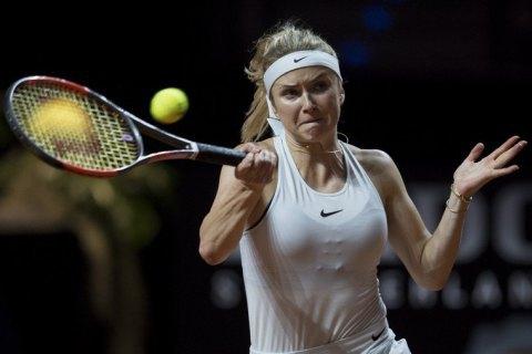Світоліна з перемоги стартувала на великому тенісному турнірі в Мадриді
