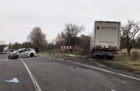 Смертельное ДТП с участием полицейского авто произошло во Львовской области (обновлено)