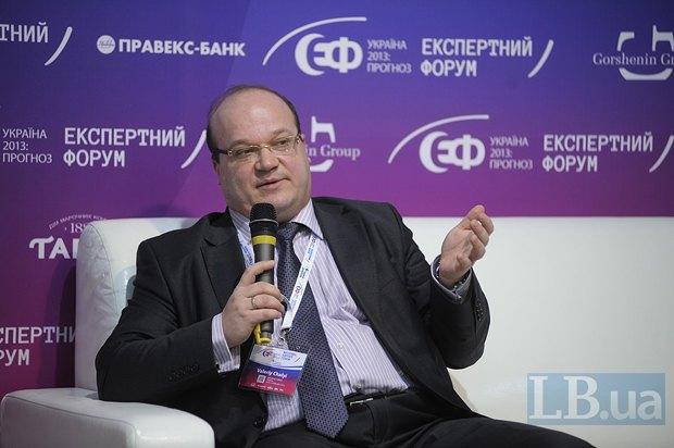 Заместитель генерального директора Центра Разумкова Валерий Чалый
