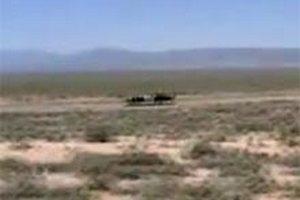 Американец разогнался до 410 км/ч на дороге общего пользования