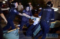 """В МВД не увидели нарушений со стороны """"Беркута"""" при разгоне Майдана"""