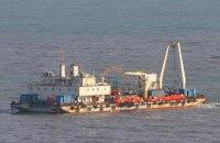 """""""Азов"""" призвал Китай забрать кабелеукладчик из Керченского пролива"""