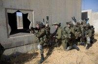 Израильская армия ввела блокаду палестинских территорий на время религиозного праздника