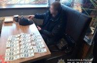 Директора предприятия, подозреваемого в хищении бюджетных средств при ремонте дороги, задержали на взятке во Львове