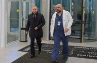 Головлікар інфекційної лікарні, який потис руку Путіну, заразився коронавірусом