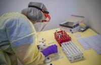 У Києві минулої доби ще 846 людей захворіли на коронавірус