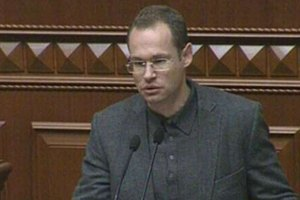 Пинзеник відмовився вести засідання регламентного комітету з приводу Клюєва та Мельничука