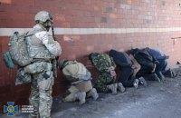 СБУ провела антитерористичні навчання поблизу лінії зіткнення на Донбасі
