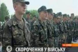 Минобороны хочет сократить армию на 20%