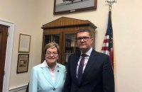 Т.в.о. голови СБУ Баканов прибув до США для підготовки візиту Зеленського