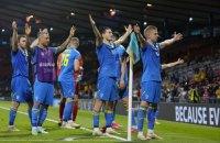 Зеленський привітав збірну України з перемогою над Швецією і виходом до вісімки найсильніших на Євро-2020