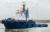 Буксирная компания дубайской DP World начала работать во втором украинском порте