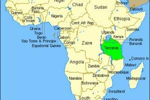 В Танзании при крушении парома утонули более 100 человек