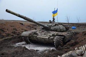 Штаб АТО: військові в неділю знищили чотири танки