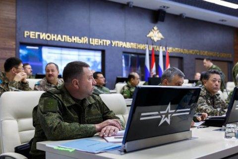 В России стартовали самые масшабные военные учения в этом году