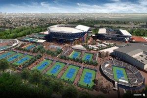 US Open к 2017 году получит крышу над головой