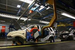 Автопромисловість закликала МЕРТ допомогти з кредитами