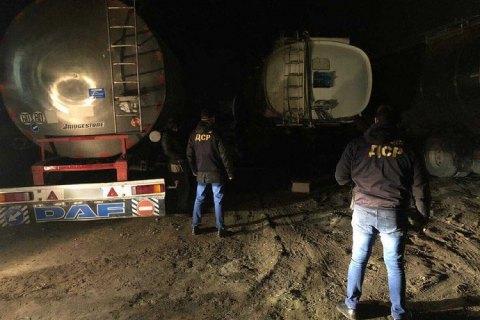 В Одеській області затримали банду, яка розкрадала пальне на залізниці
