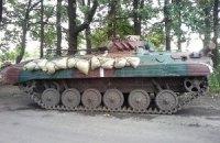 Военные нашли близ Славянска множество брошенной техники боевиков