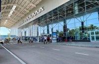 """В аеропорту """"Одеса""""  відкрили пункт масової вакцинації проти ковіду"""