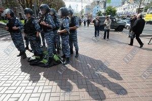 В Киев привлекут правоохранителей из других областей Украины, - МВД