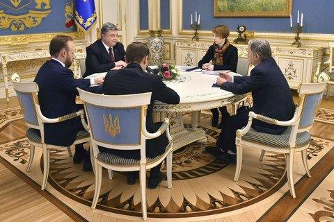 Порошенко оголосив про подання позову проти Росії до суду ООН в Гаазі