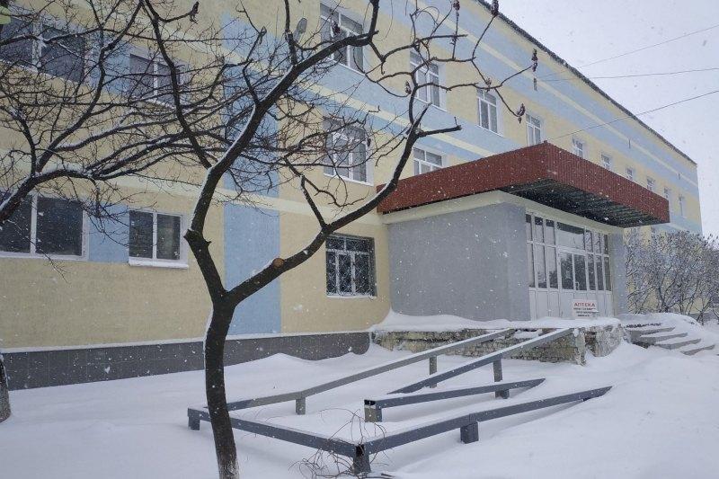 Лікарня в Олександрівці