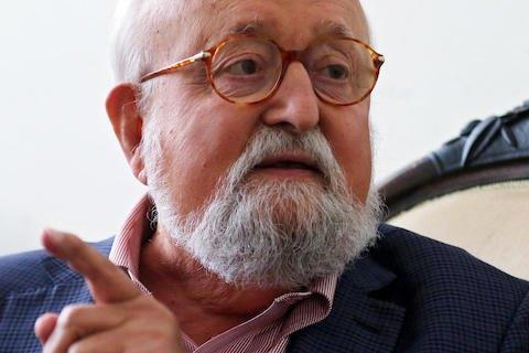 Помер польський композитор Кшиштоф Пендерецький