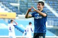 Маліновський віддав два асисти другий матч поспіль: такого не було в Серії А з 2013 року