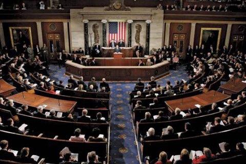Конгресс США принял законопроект о поставках оружия Украине