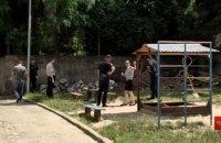 У Львові під час ремонтних робіт обвалилася стіна дитсадка, загинув робітник