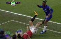 """У матчі проти """"Челсі"""" капітан """"Манчестер Юнайтед"""" вдарив суперника ногою у пах"""
