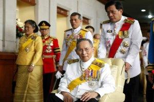 Король Таиланда впервые за четыре года покинет больницу