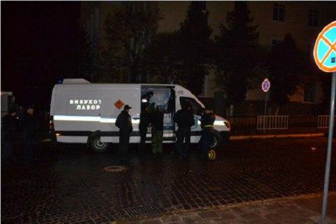 На территории генконсульства Польши во Львове произошел взрыв