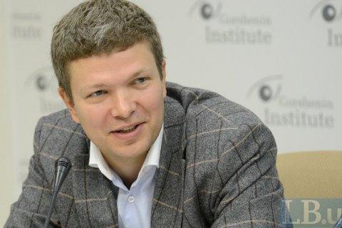 """Емец: """"Народный фронт"""" не понимает, почему Магеры нет в числе кандидатов в ЦИК"""
