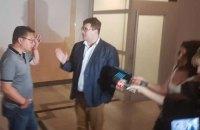 Арьев заявил, что Кернес отказался с ним встречаться по делу о переименовании проспекта