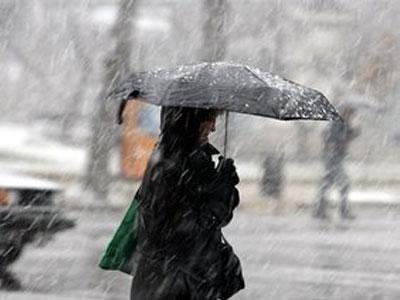 Завтра в Киеве до +6 градусов