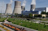 Второй энергоблок Хмельницкой АЭС отключили от энергосети на 80 дней