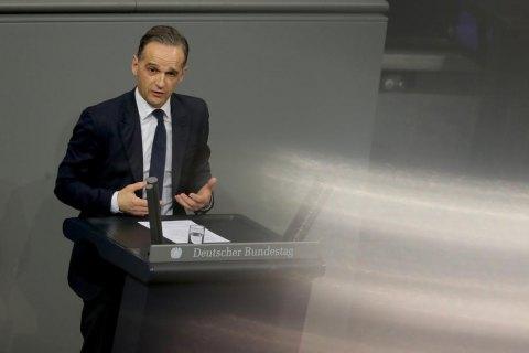 Глава МИД Германии потребовал от РФ большей готовности идти навстречу Украине