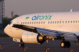 У связанной с Азаровым авиакомпании забирают самолеты