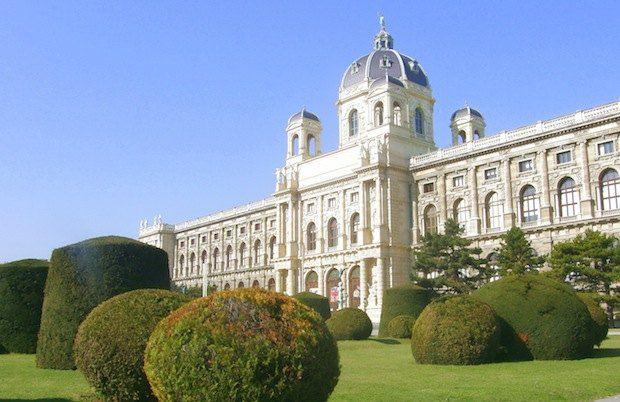 Один из крупнейших и популярнейших музейных комплексов Вены