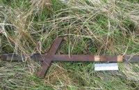 В Торецке на кладбище несовершеннолетний убил подругу деревянным крестом