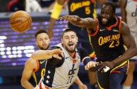 Українець Лень оформив дабл-дабл у матчі регулярного чемпіонату НБА