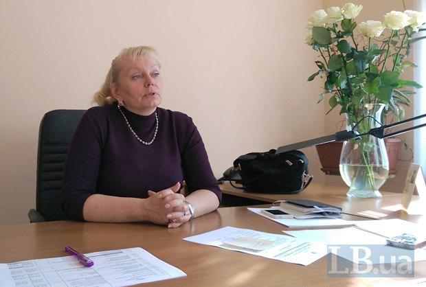 Неля Куковальська сьогодні на місці праці