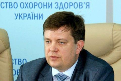 Кабмин назначил замминистра здравоохранения Дмитрия Коваля