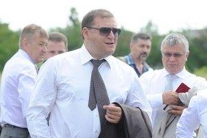 Добкин в Москве празднует день независимости Украины