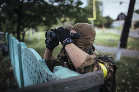 Оккупанты режим прекращения огня на Донбассе во вторник не нарушали, - штаб ООС