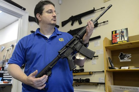 У США понад 4000 колишніх військових заборонили мати зброю